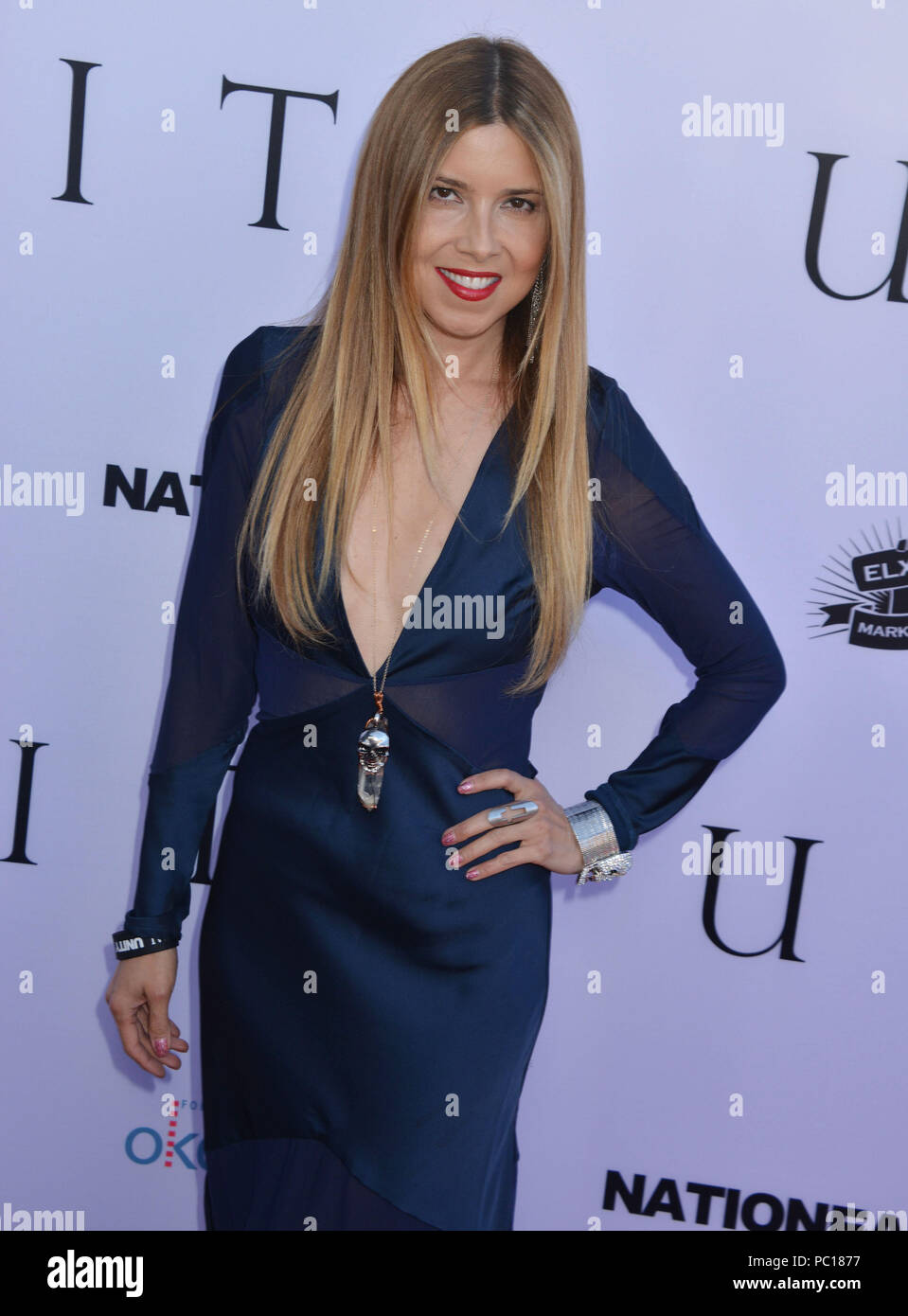 9f2bf99c5c3b Simone Reyes 117 at the Unity Premiere at the Director Guild Of ...