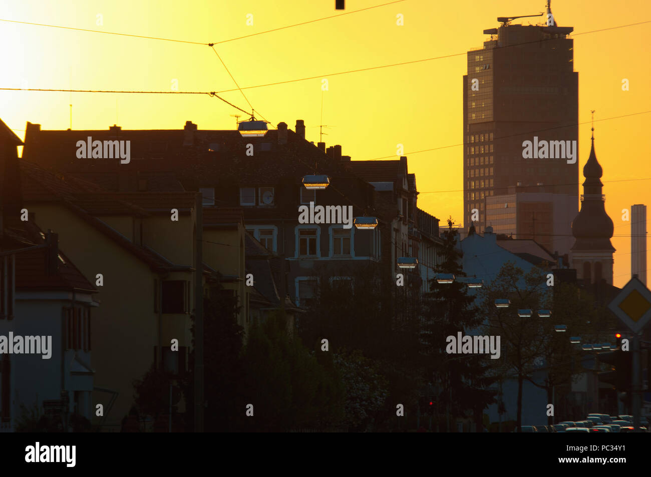 offenbach am main - Stock Image