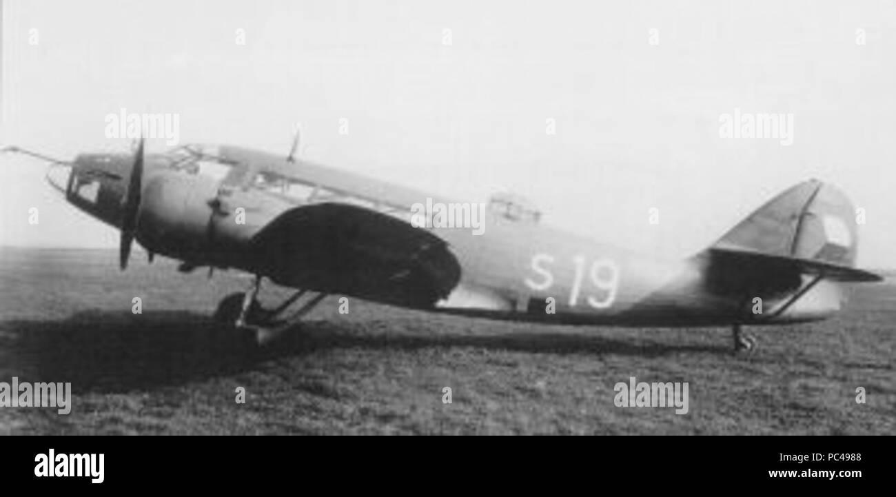 Aero A-304. - Stock Image