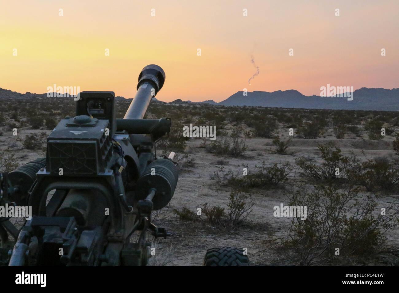 41st Field Artillery Brigade Stock Photos & 41st Field Artillery