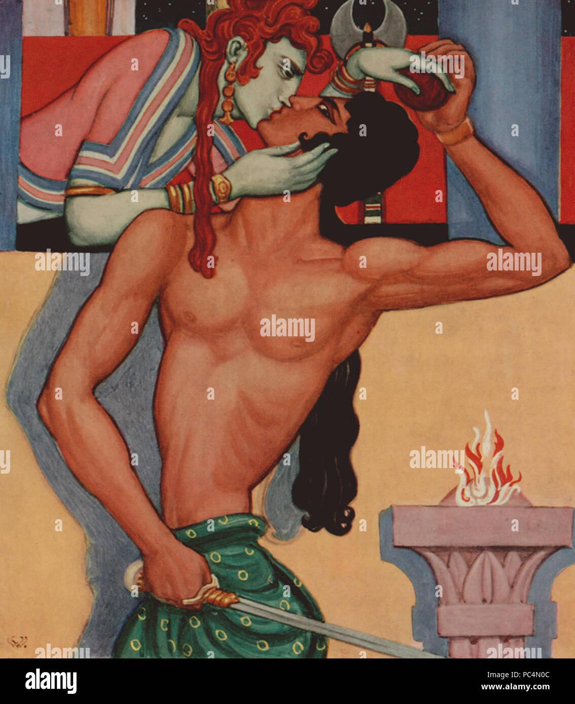 Theseus Ariadne Stock Photos Theseus Ariadne Stock Images