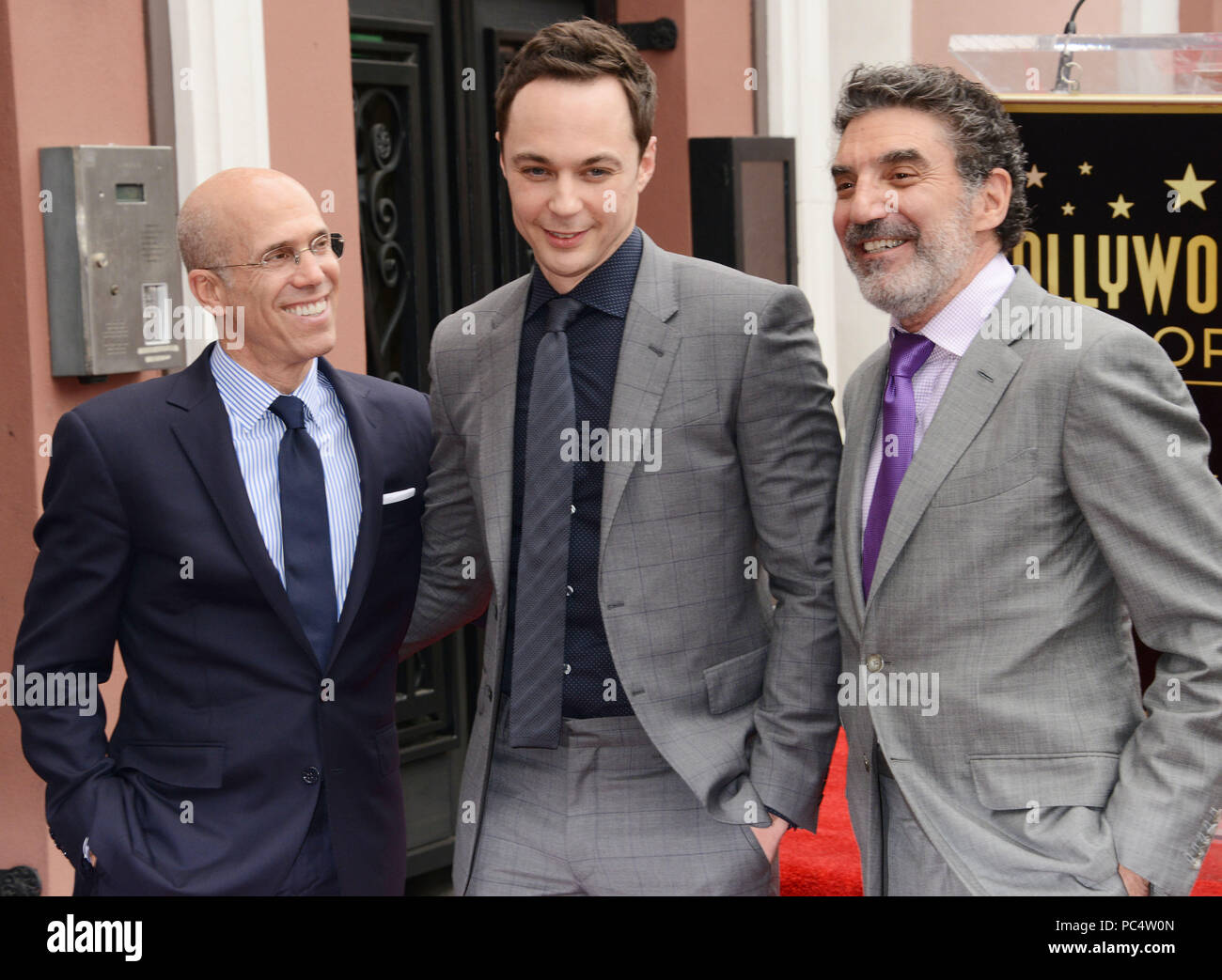 b2601cb65 Jim Parsons ( The Big Bang Theory ) Honored with a Star on the Hollywood  Walk
