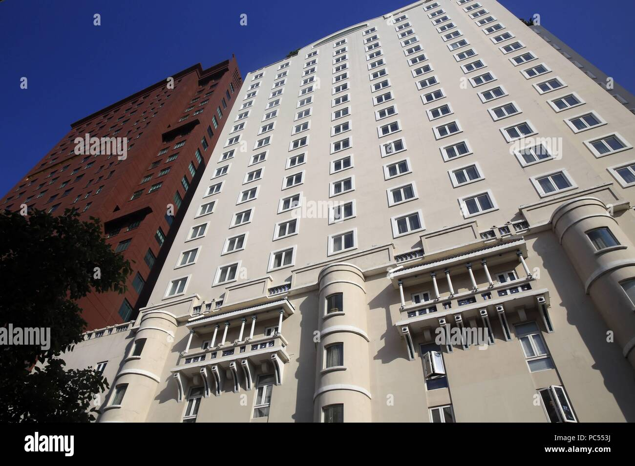 Grand Hotel Saigon Ho Chi Minh City Vietnam Usage Worldwide