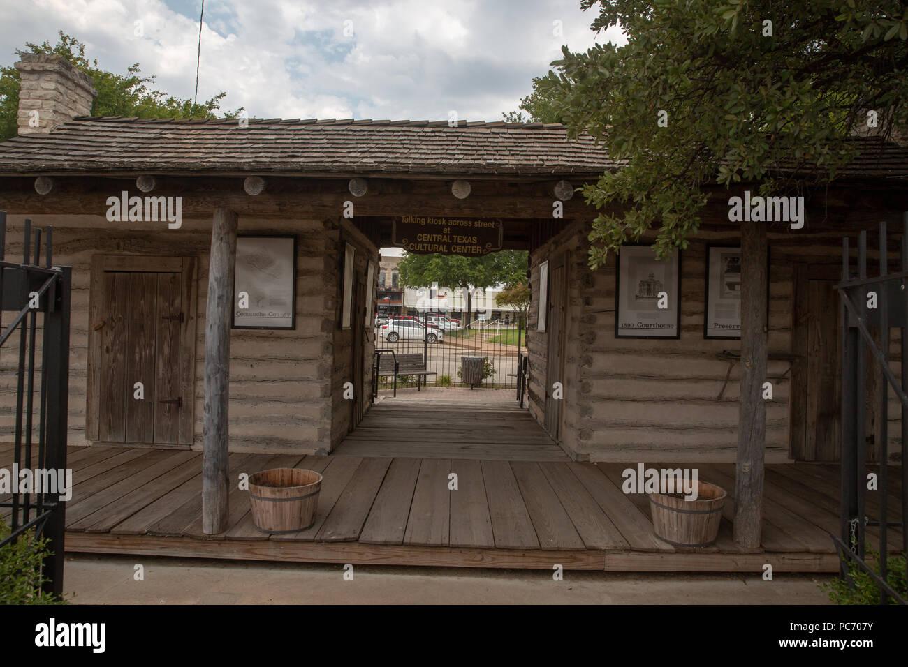Comanche Texas Stock Photos & Comanche Texas Stock Images - Alamy