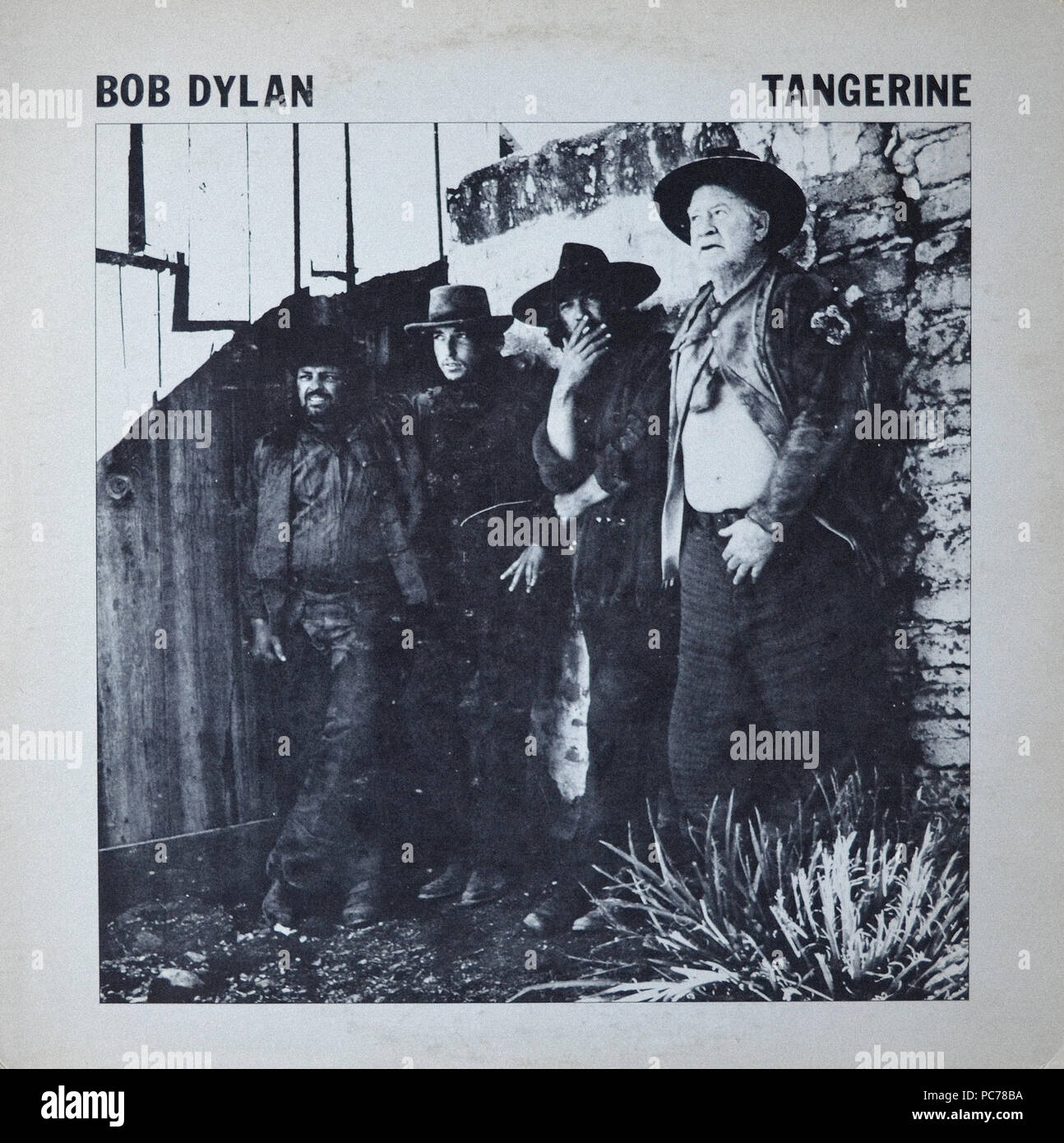 Bob Dylan Album Cover Stock Photos Amp Bob Dylan Album Cover