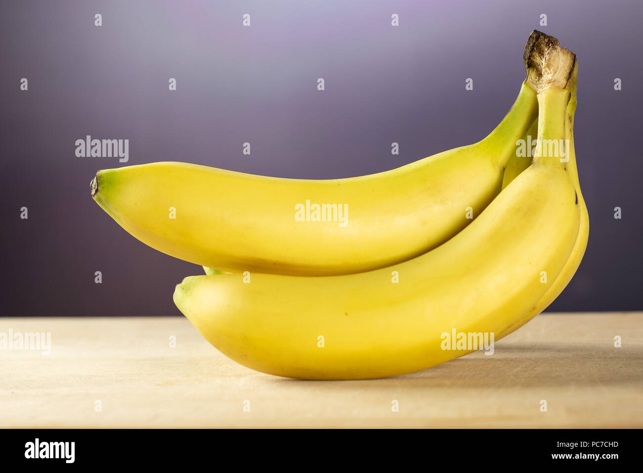 Five Photographs Of Banana In Seach Of >> Group Of Five Whole Fresh Yellow Banana One Cluster With Grey