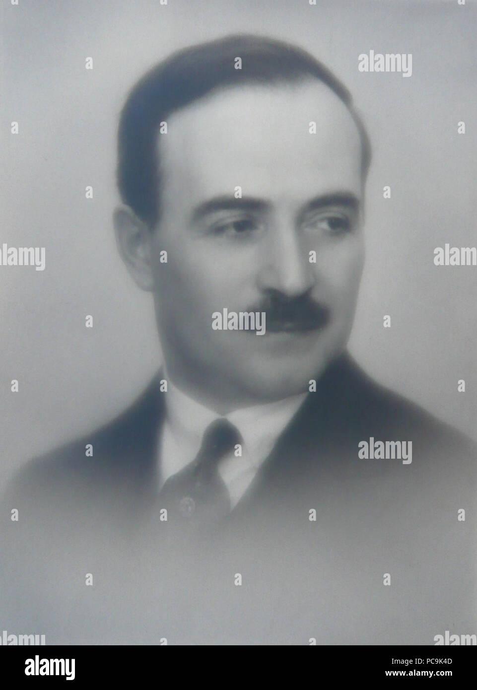 495 Portrait Febvre-LongerayHD Stock Photo