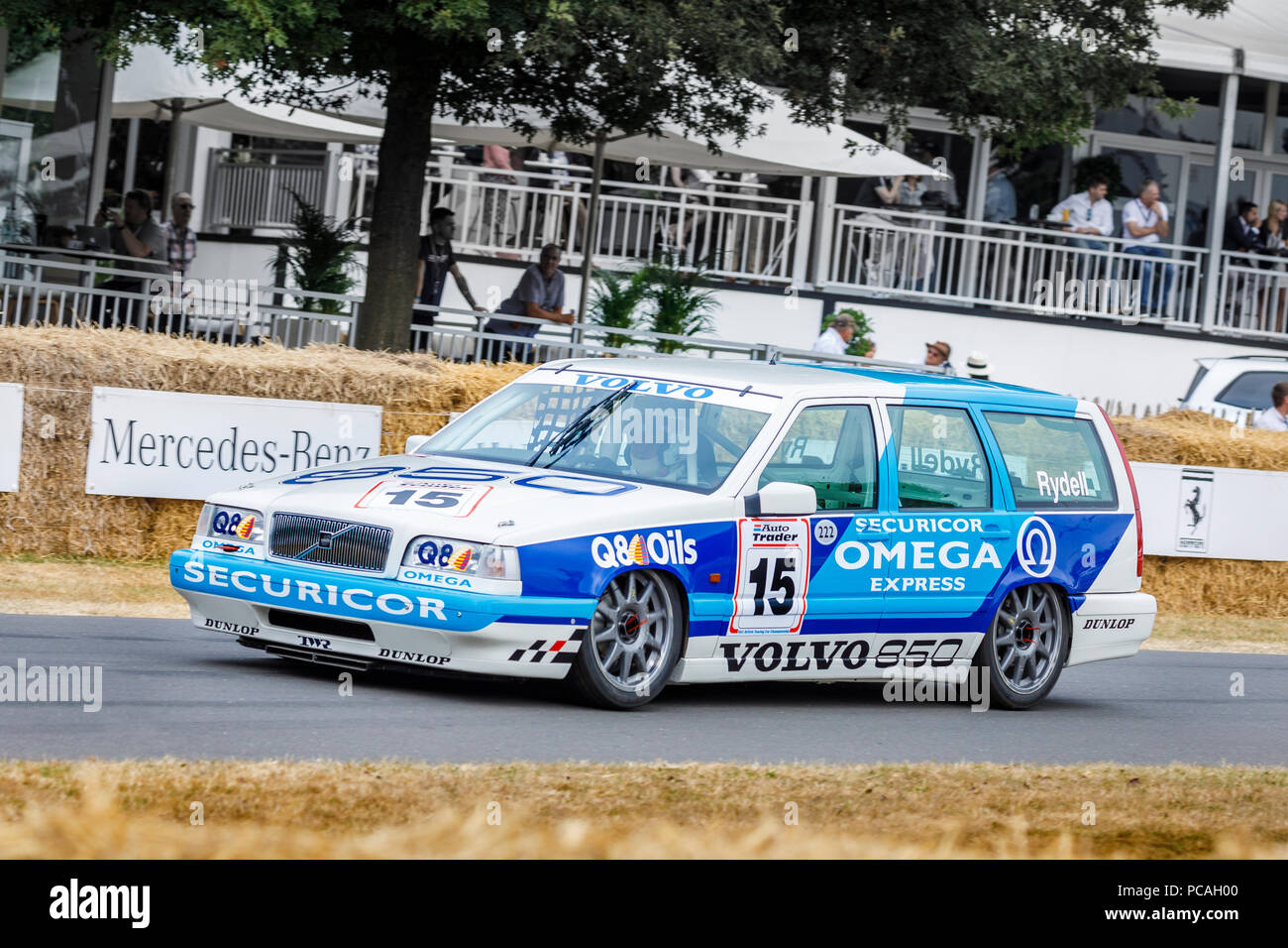 1994 Twr Volvo 850 Estate Originall Driven By Jan Lammers Here