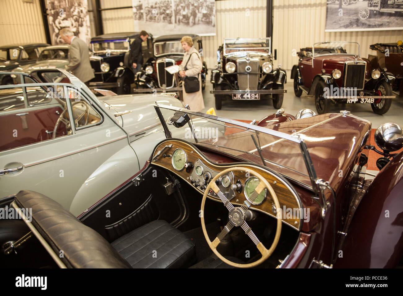 Haynes International Motor Museum Classic Car Cars Bikes Motorbikes