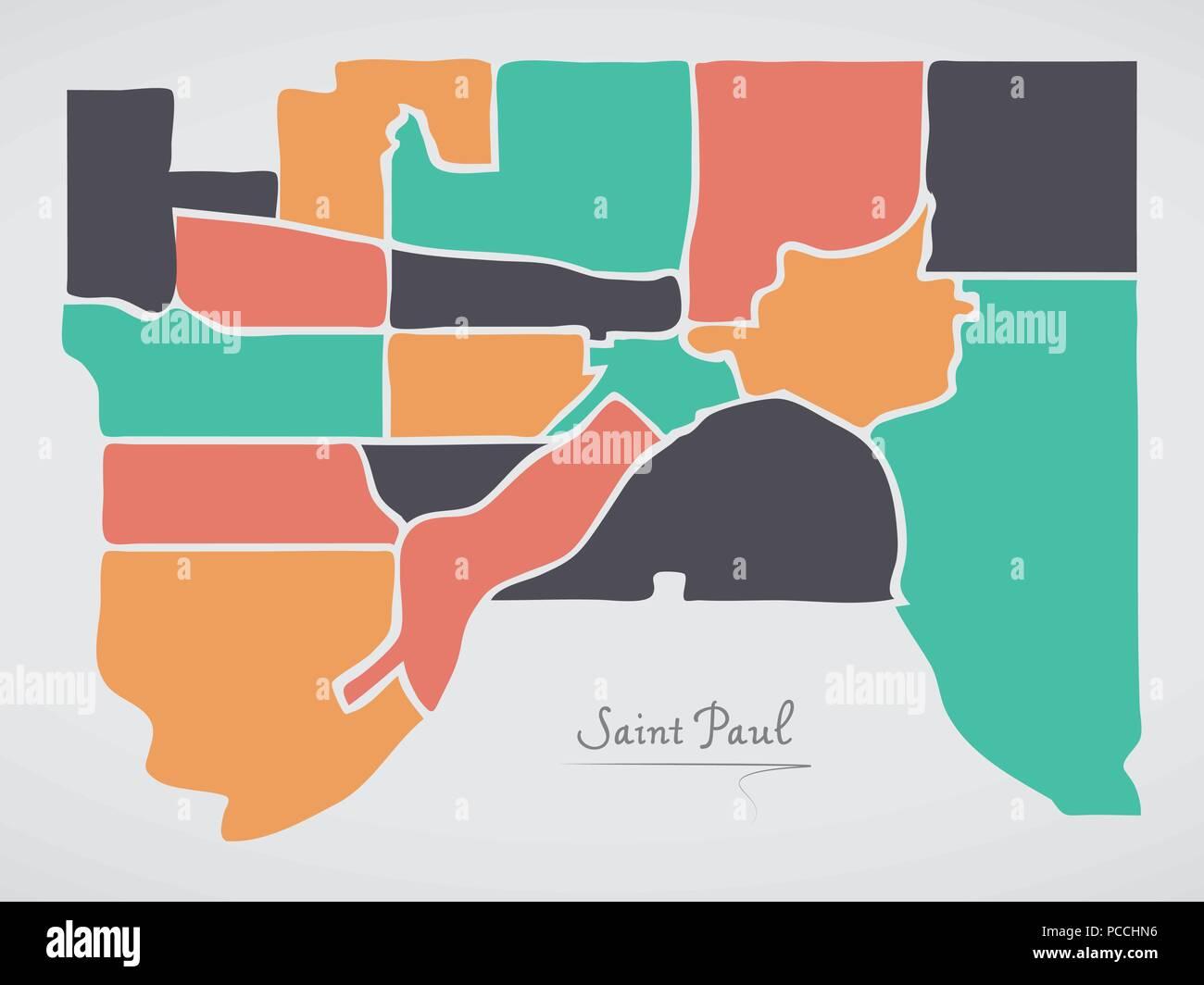 United America Map Minnesota Territory Stock Photos & United ... on new hampshire united states map, minneapolis map, nevada united states map, wage statistics united states map,
