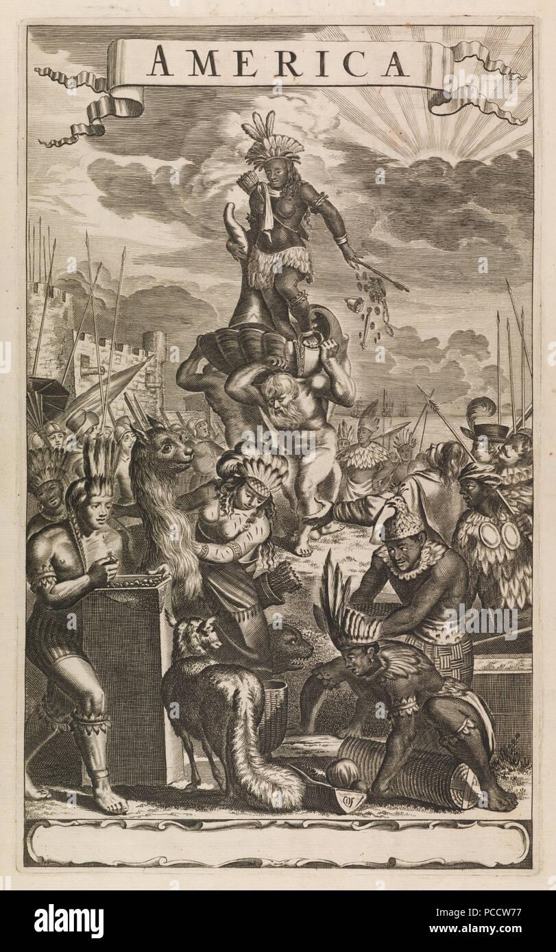 America, 1671