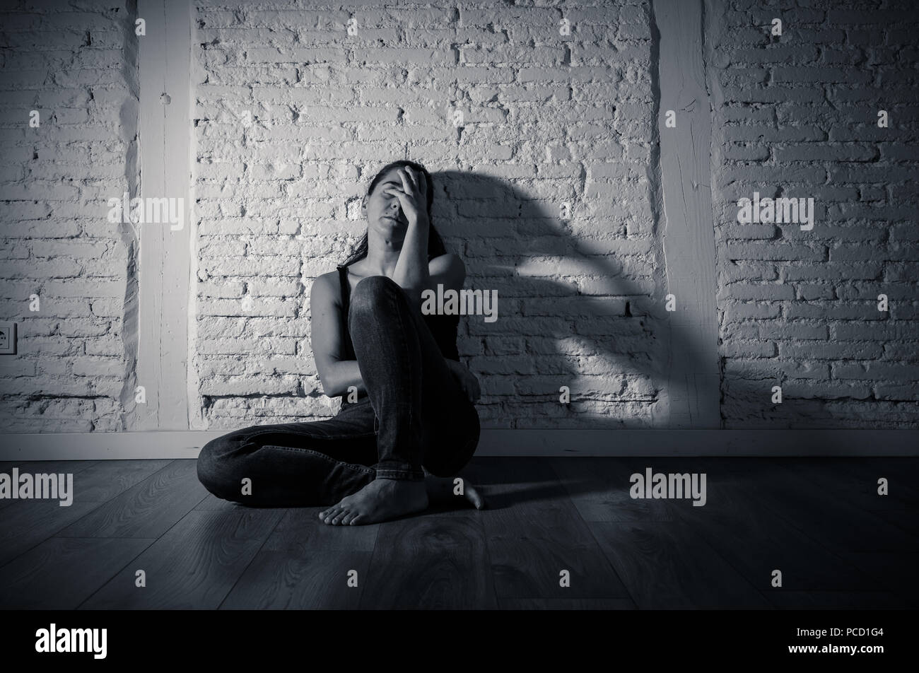 young devastated depressed woman crying sad feeling hurt sufferingyoung devastated depressed woman crying sad feeling hurt suffering depression in sadness emotion in pain and desperate expression loneliness, depress