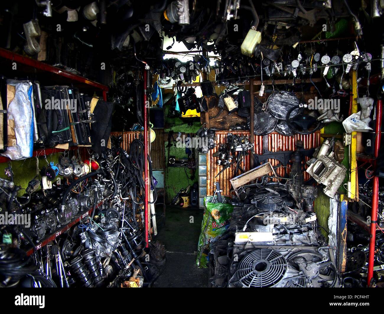 Auto Repair Shop For Sale Philippines: Car Spare Parts Stock Photos & Car Spare Parts Stock