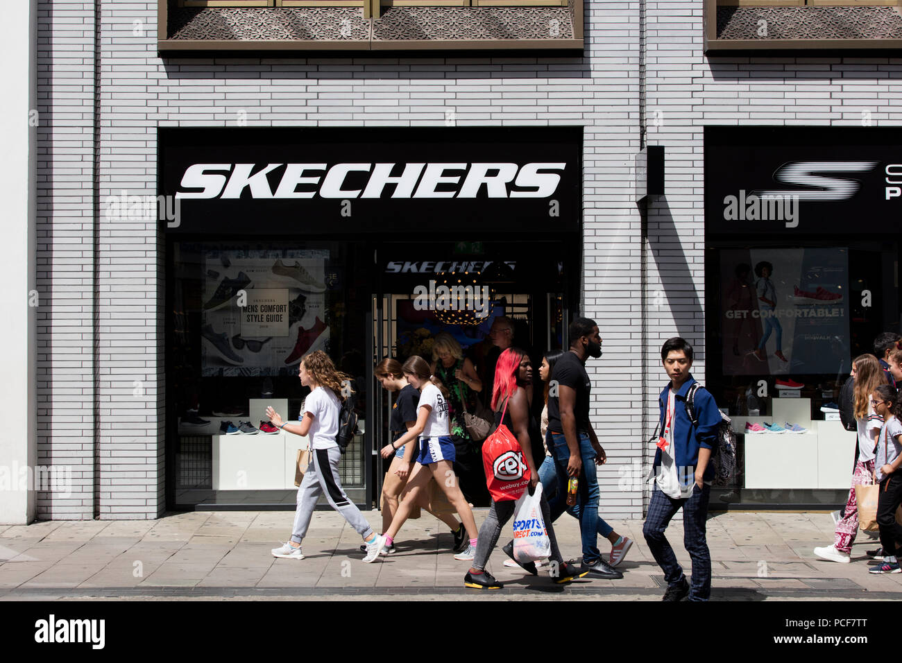 skechers oxford street