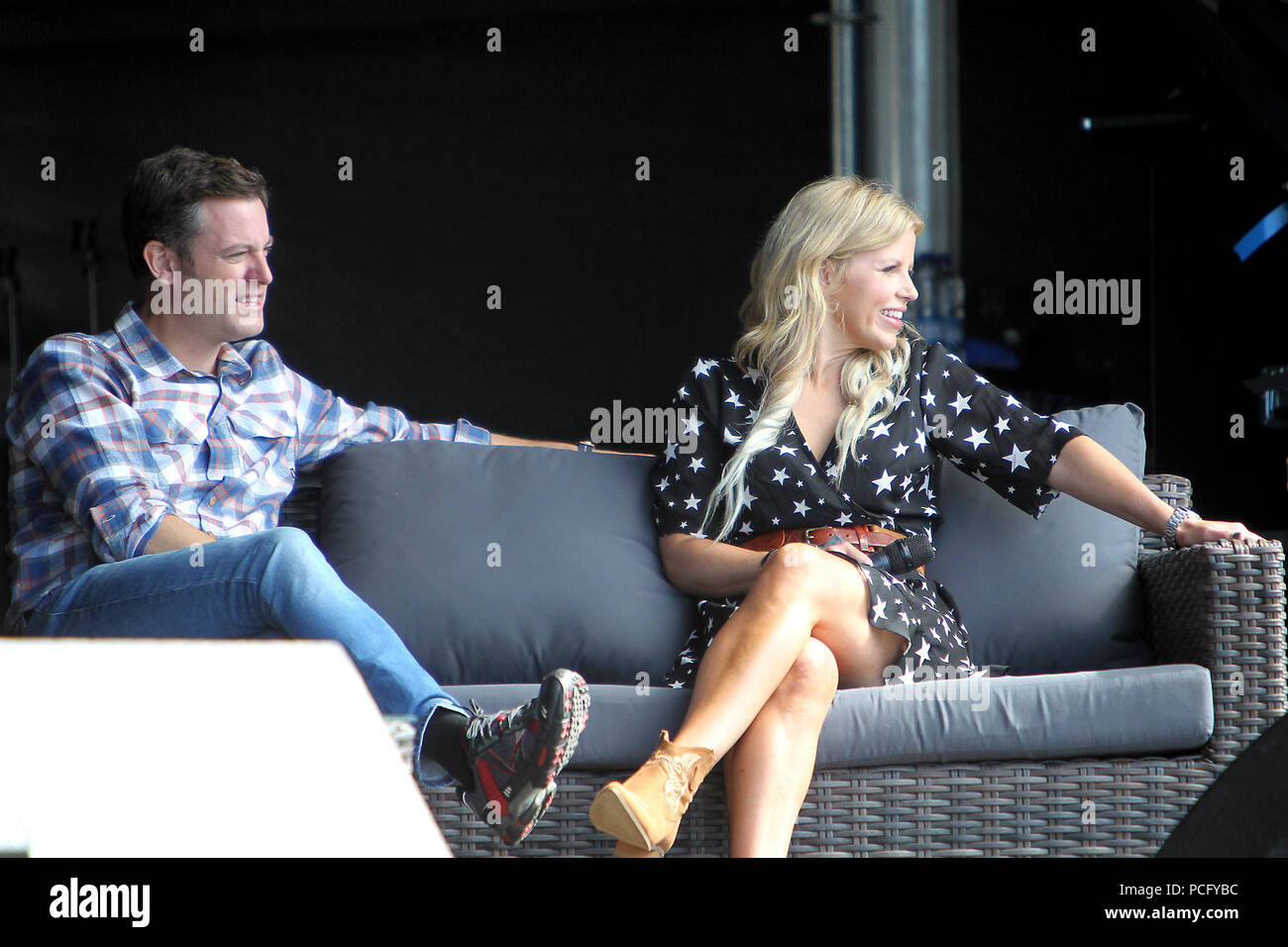 matt-baker-and-ellie-harrison-on-stage-during-the-first-day-of-countryfile-live-which-is-on-for-four-days-at-blenheim-palace-picture-ric-mellis-282018-credit-ric-mellisalamy-live-news-PCFYBC.jpg