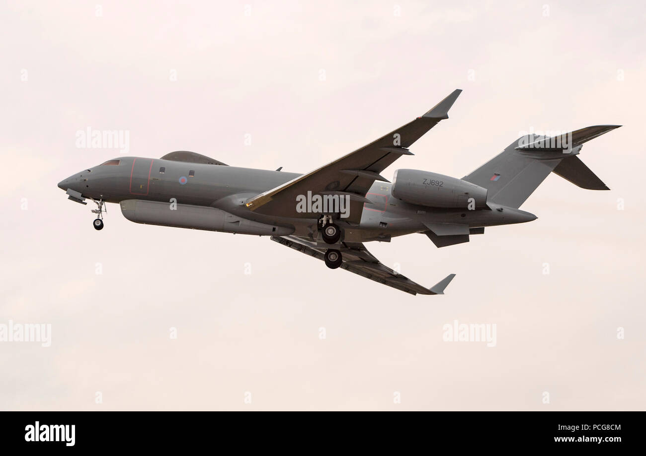 Raytheon Sentinel R1, Royal Air Force - Stock Image