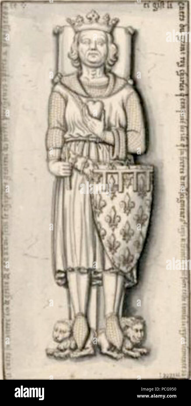123 Charles I of Anjou Stock P...