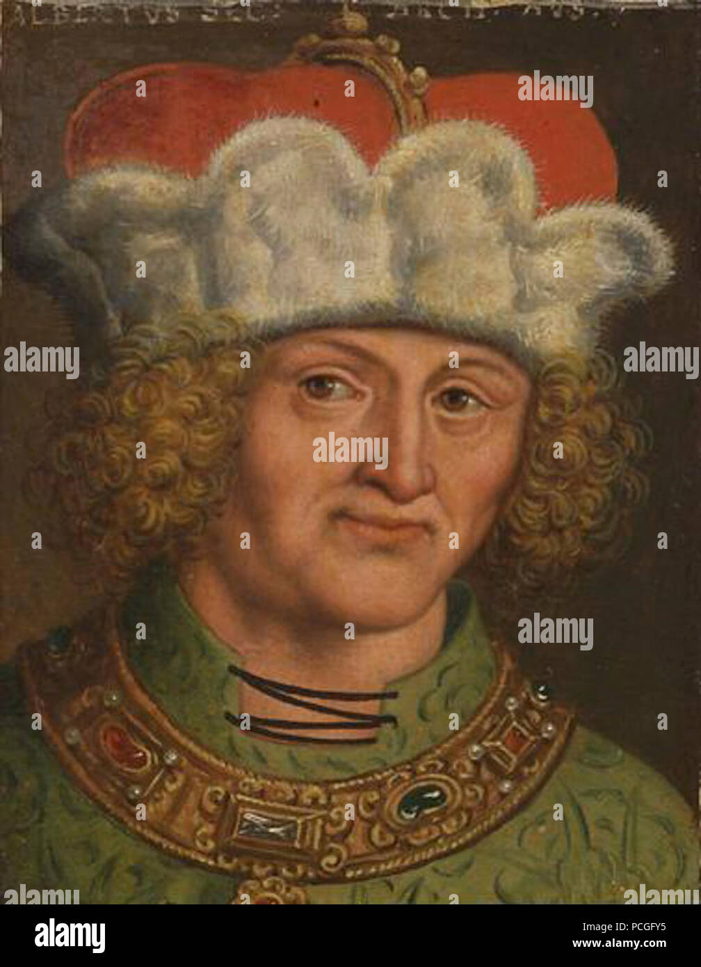 Albert VI, Archduke of Austria