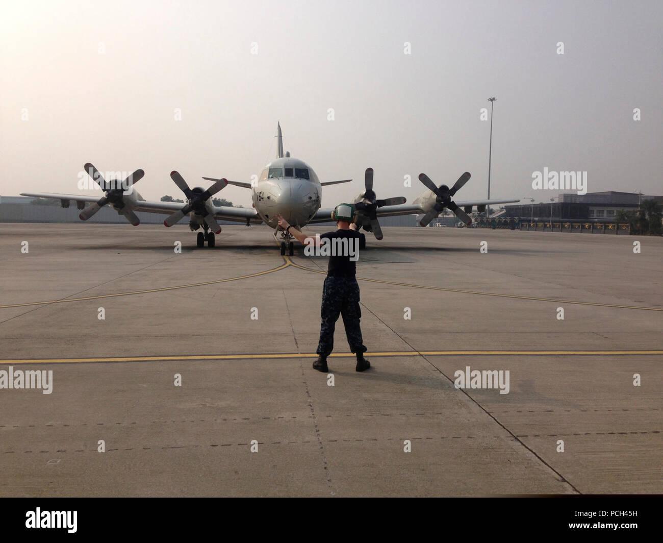 Malaysia Airlines Flight 370 Stock Photos & Malaysia