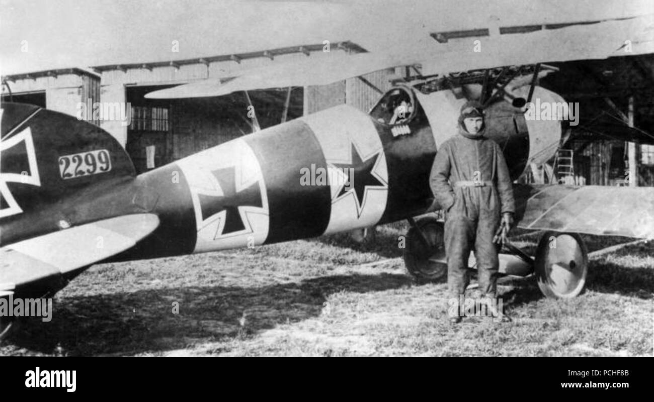 Albatros D.V 2299-J26 Loerzer.