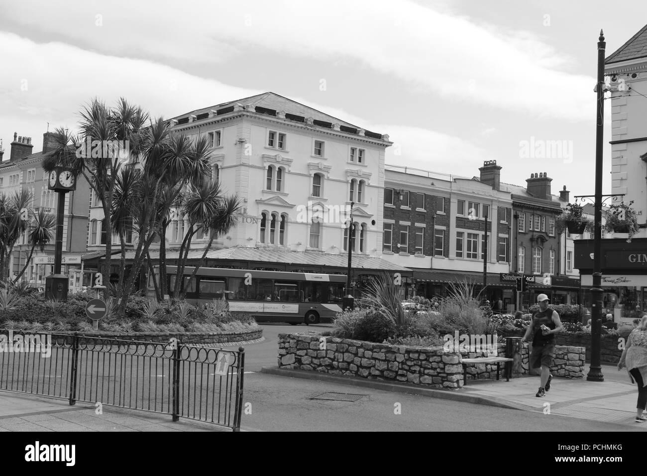 Llandudno, Wales UK - Stock Image