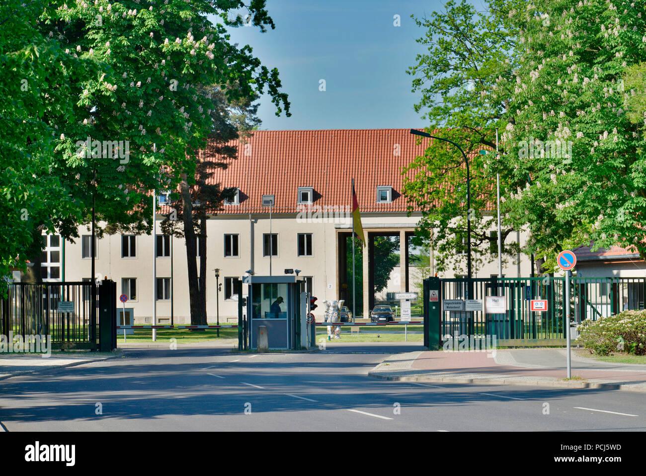 Julius Leber Kaserne Kurt Schumacher Damm Wedding Mitte Berlin