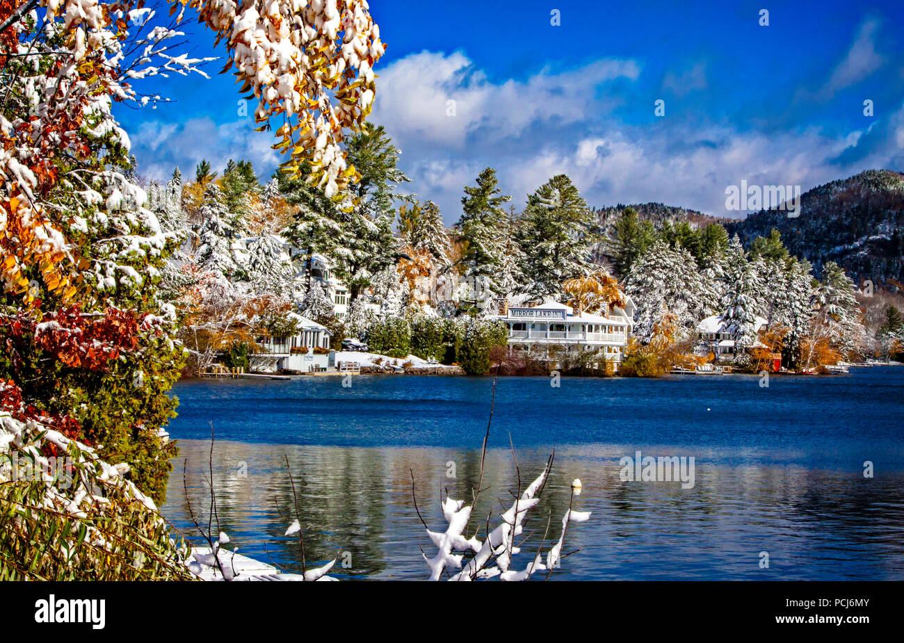Surprising Lake Placid New York Winter Travel Usa Lake Vacation Download Free Architecture Designs Embacsunscenecom