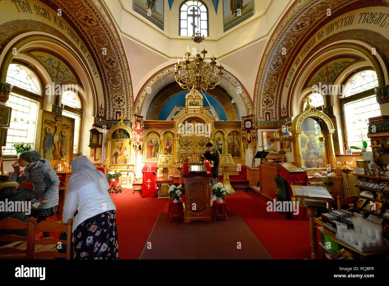 Orthodoxe kirche berlin lankwitz