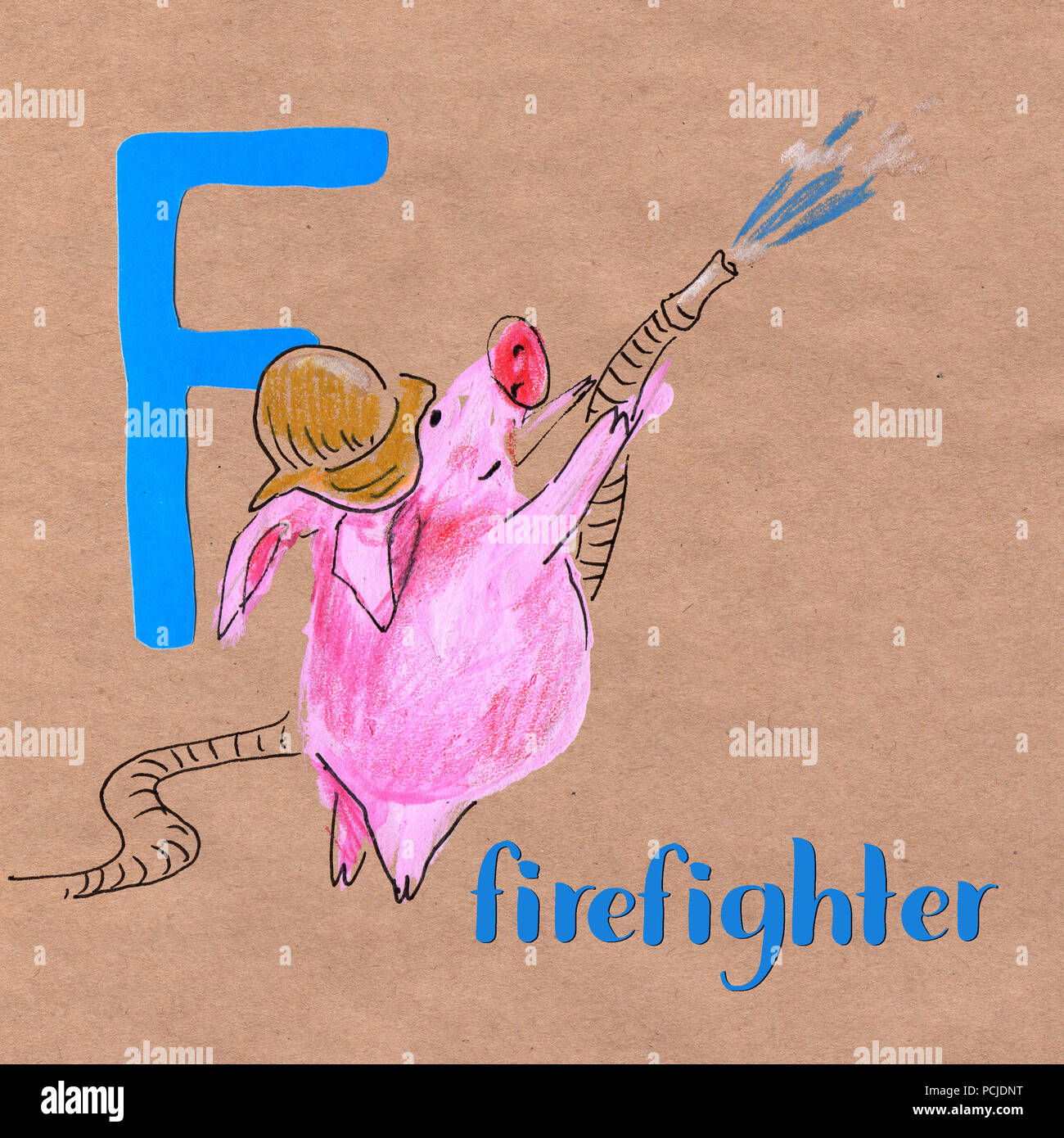 Cartoon Letter F Stock Photos & Cartoon Letter F Stock Images - Alamy