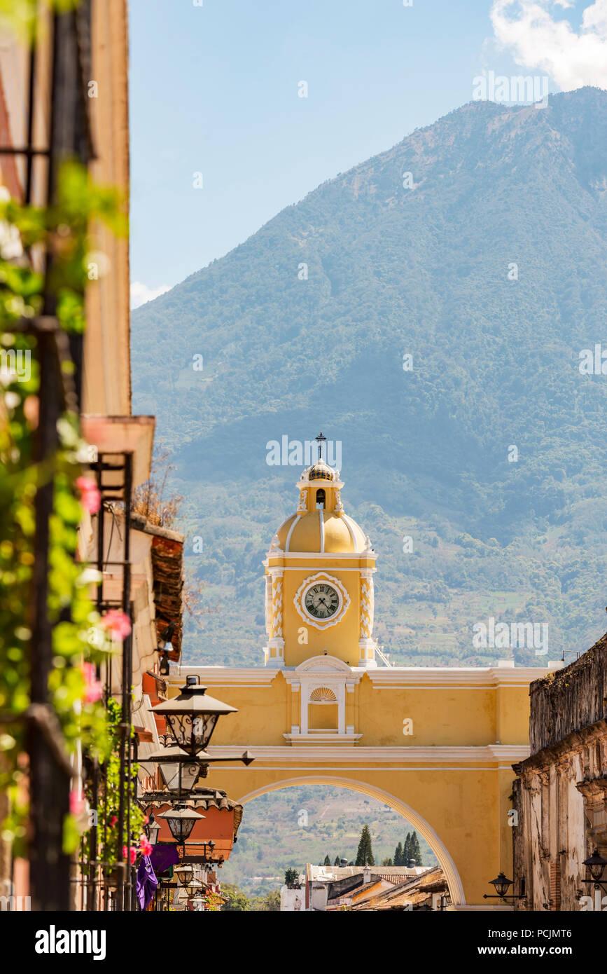 Adult Guide in Antigua Guatemala