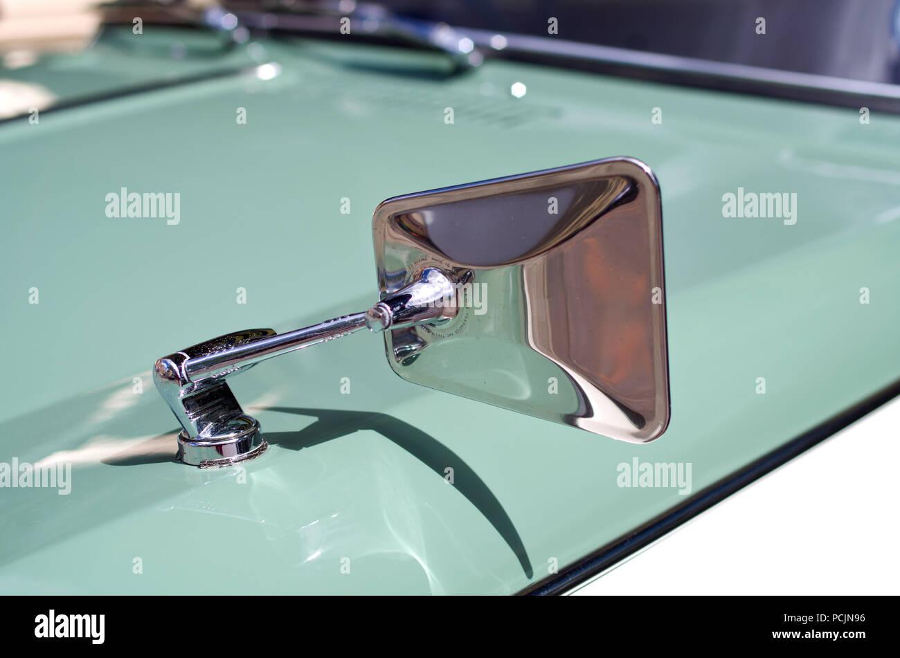 Triumph Vitesse British Classic car UK Stock Photo
