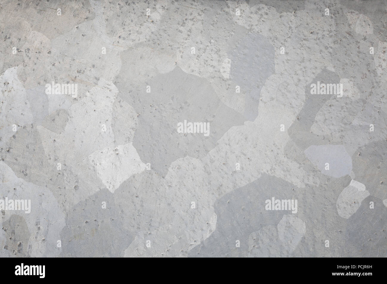 Galvanized metal surface backgrounds. - Stock Image