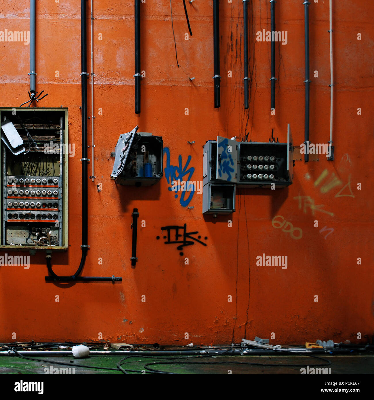 Train Fuse Box Starting Know About Wiring Diagram Fld 120 Location Electricity Conduction Stock Photo 214328527 Alamy Rh Com Rust Yard