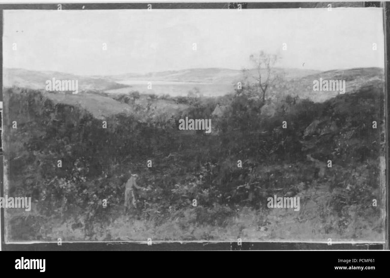 Alexander Kellock Brown - Gareloch in Schottland - 7923 - - Stock Image
