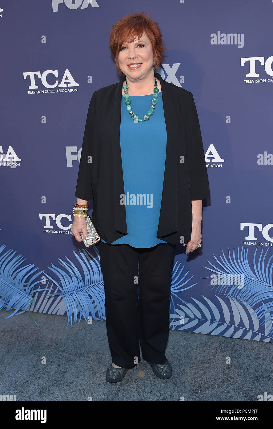 West Hollywood, California, USA. 2nd Aug, 2018. Vicki Lawrence ...