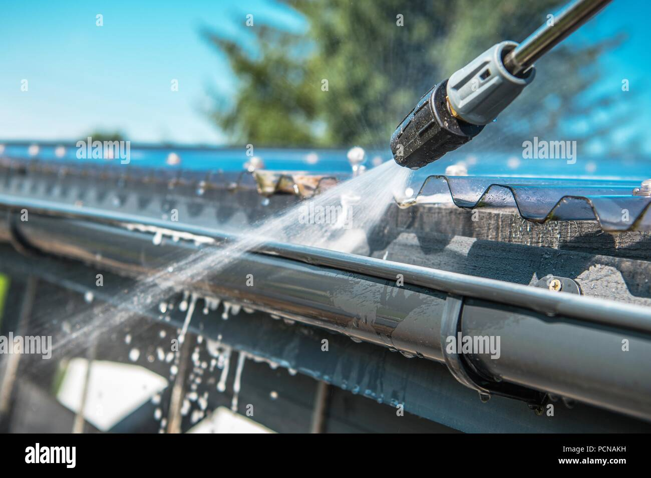 Cleaning Roof Stock Photos Amp Cleaning Roof Stock Images