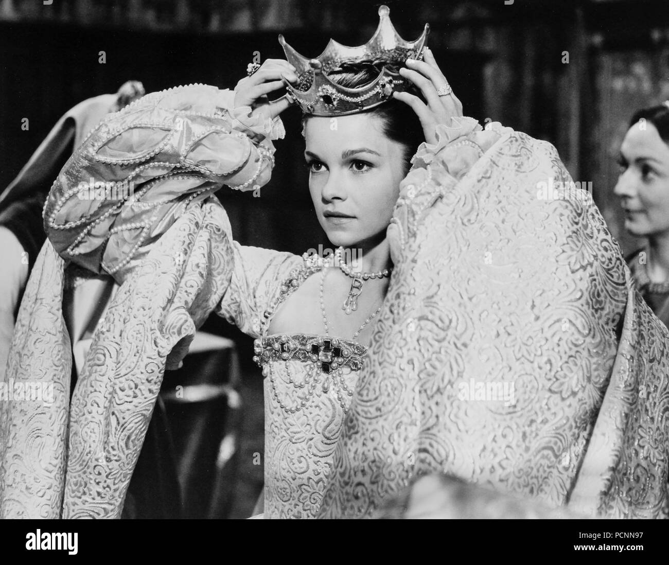 genevieve bujold, anne of the thousand days, 1969 Stock Photo