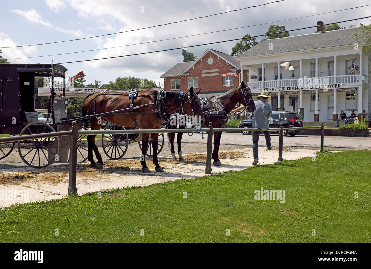 Store Amish Country Stock Photos Amp Store Amish Country