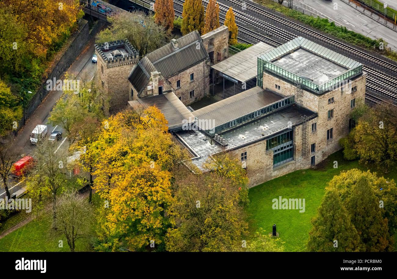 Witten House, Witten, Ruhr area, North Rhine-Westphalia, Germany - Stock Image