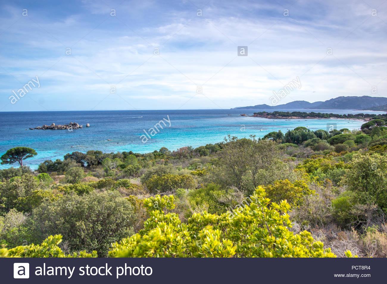Corsica - Stock Image