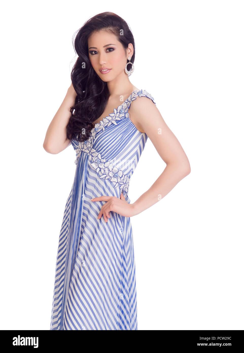Doral Fl January 23 Keiko Tsuji Miss Japan 2014 Poses Is Her