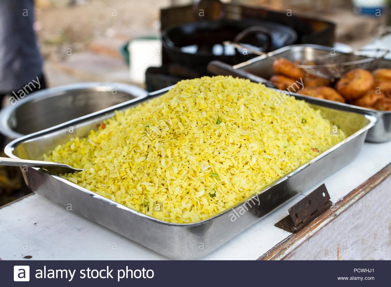 Maharashtrian Food Stock Photos & Maharashtrian Food Stock Images