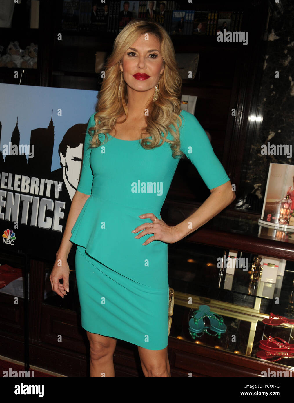 Who Is Brandi Glanville Of 'The Celebrity Apprentice' 2015 ...