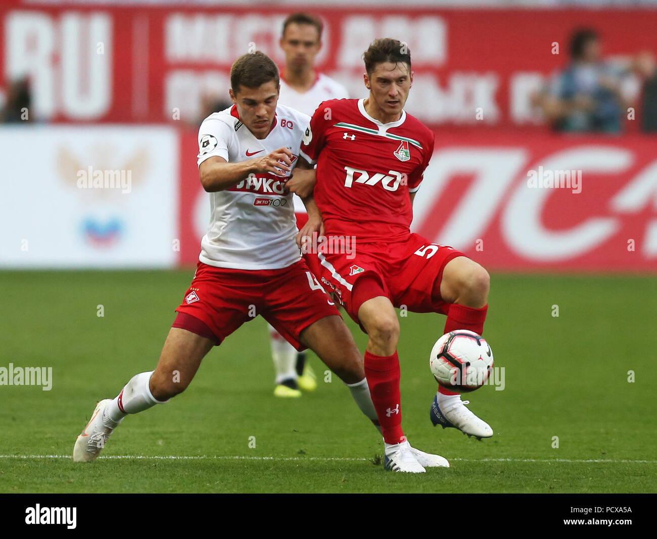 Match Spartak - Lokomotiv 2018 43