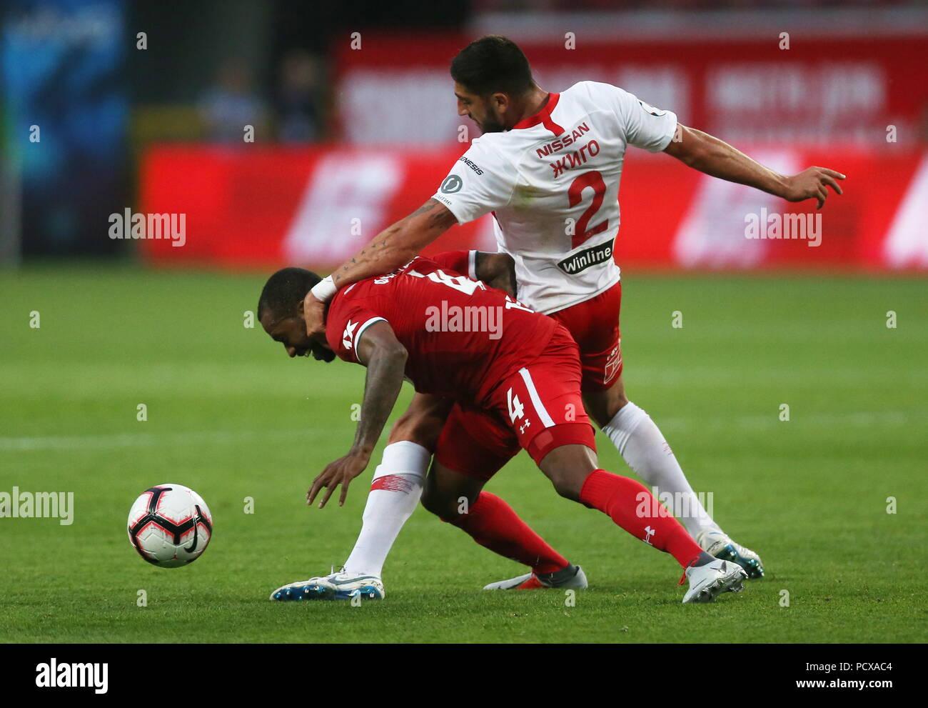 Match Spartak - Lokomotiv 2018 47