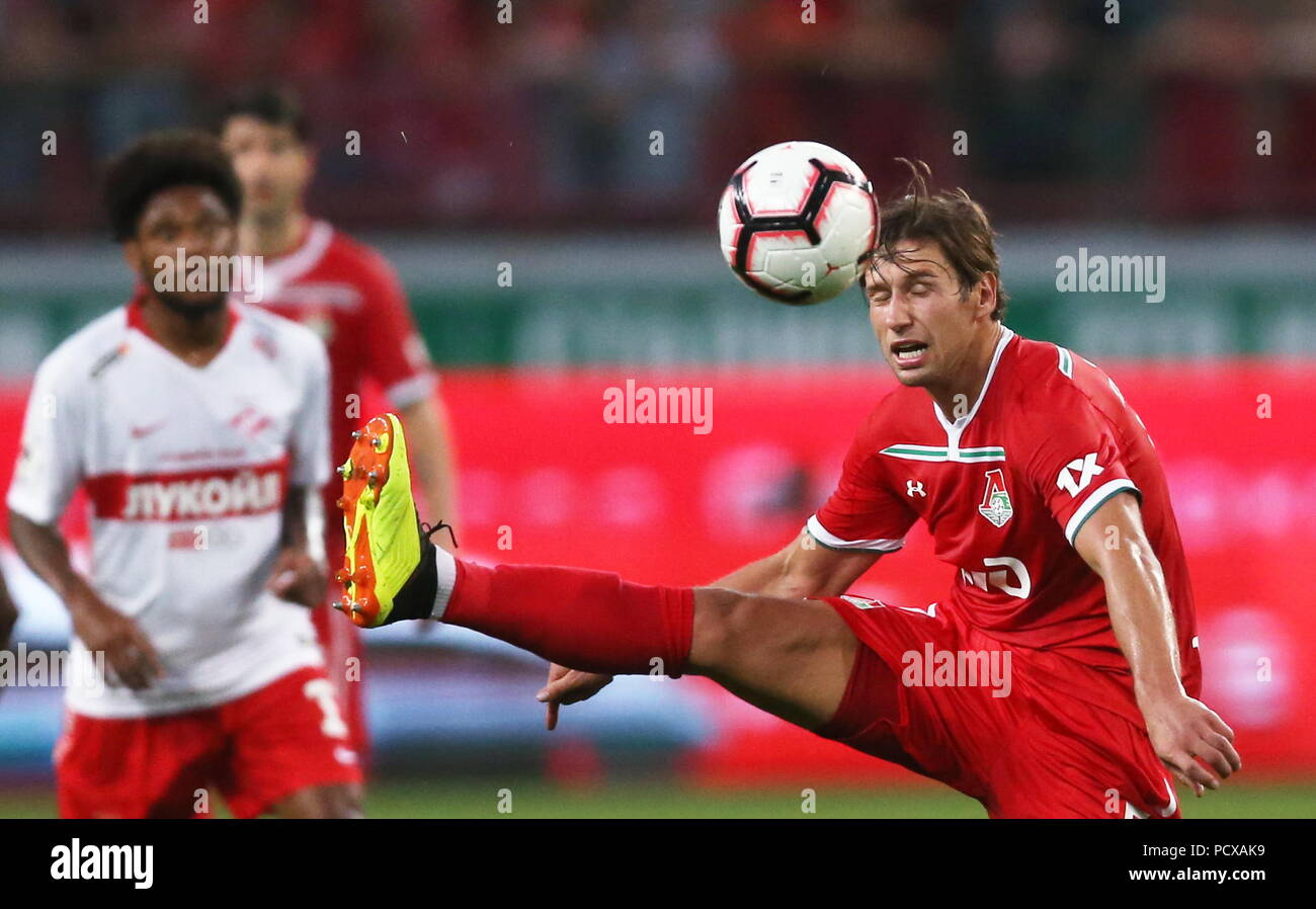 Match Spartak - Lokomotiv 2018 31