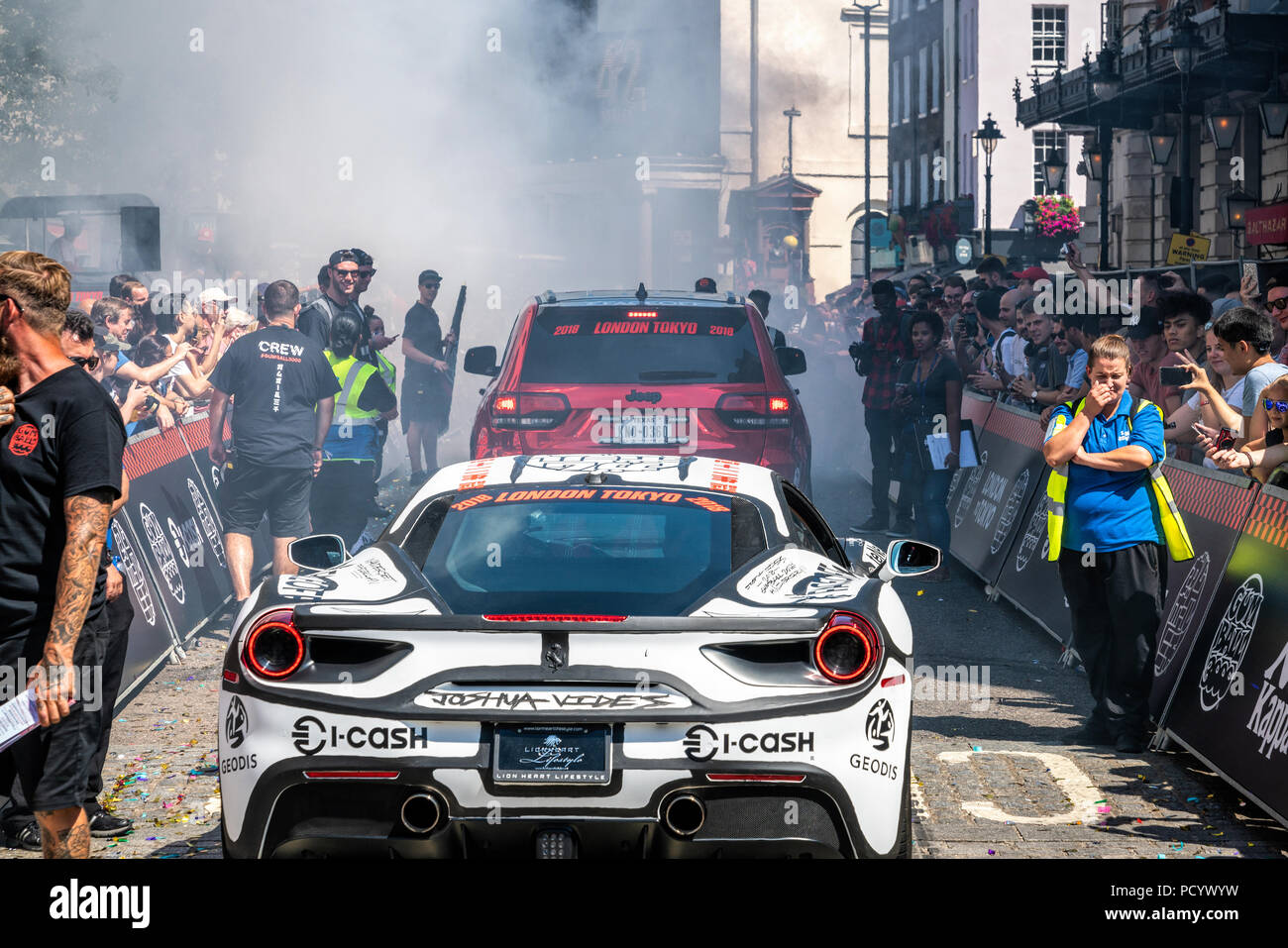 Bullrush Rally Burns Supercar Rubber For A Good Cause Bullrush Rally Burns Supercar Rubber For A Good Cause new photo