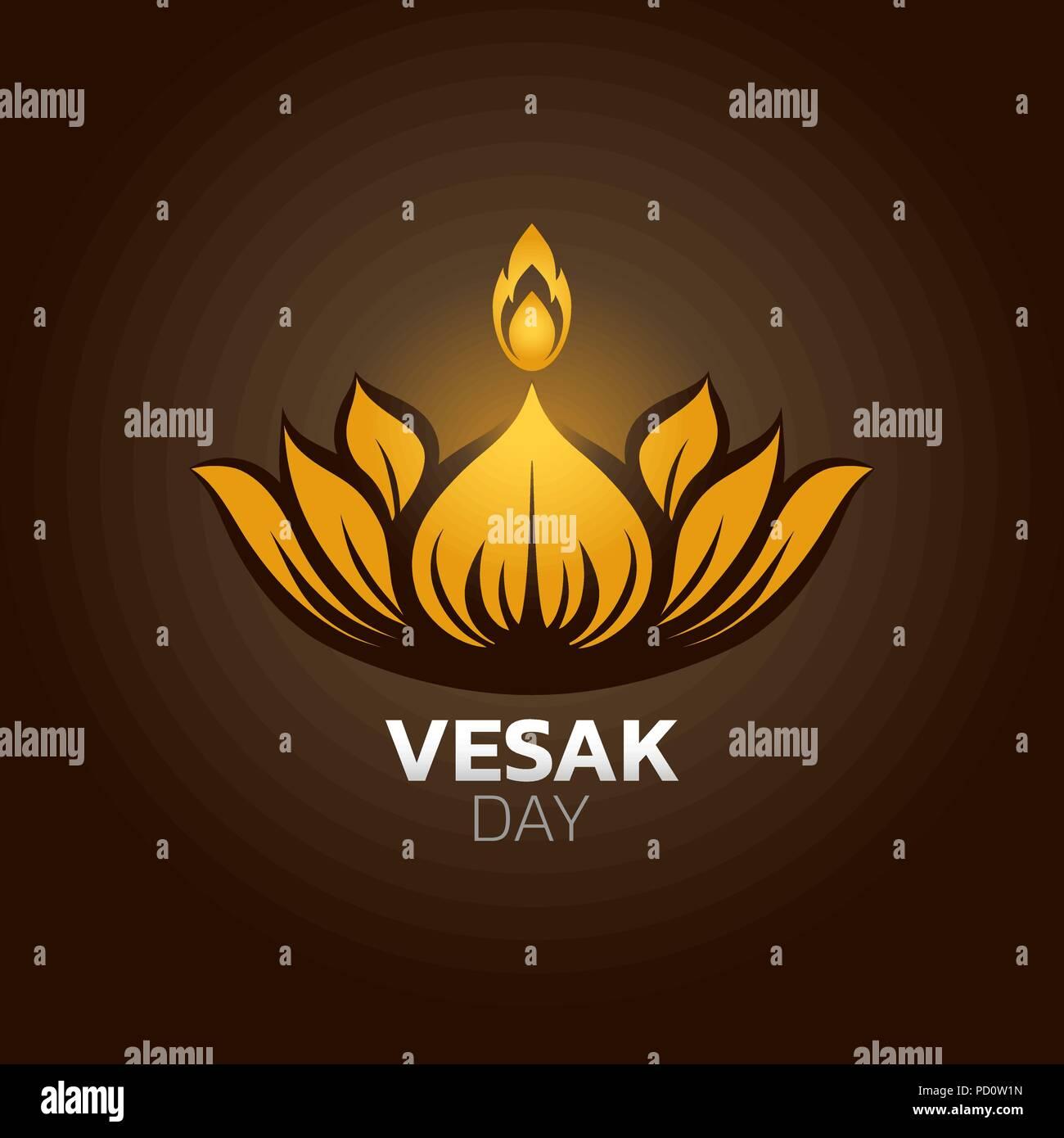 Vesak Stock Vector Images Alamy