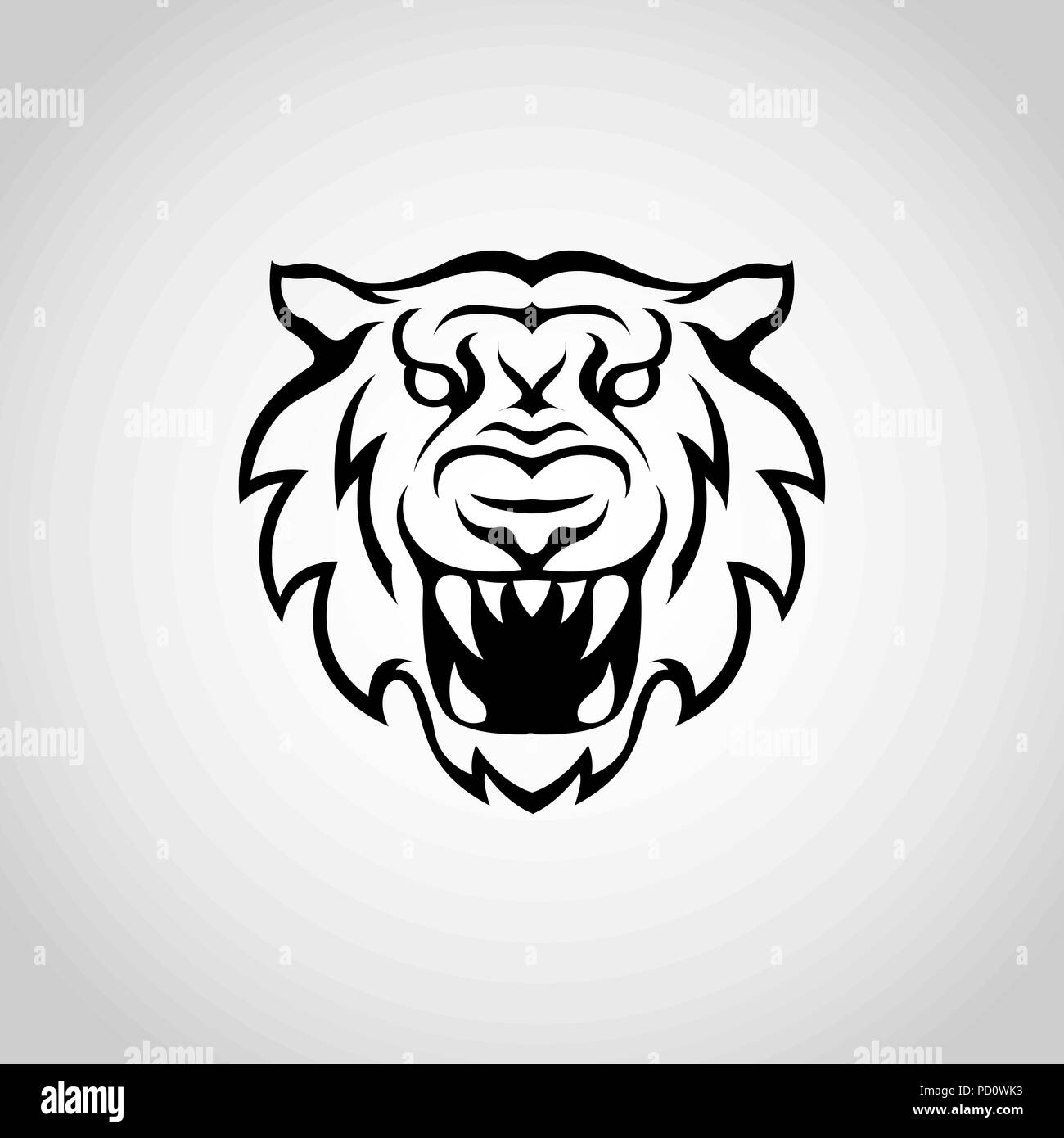 tiger logo high resolution stock photography and images alamy https www alamy com tiger vector logo icon illustration image214535079 html