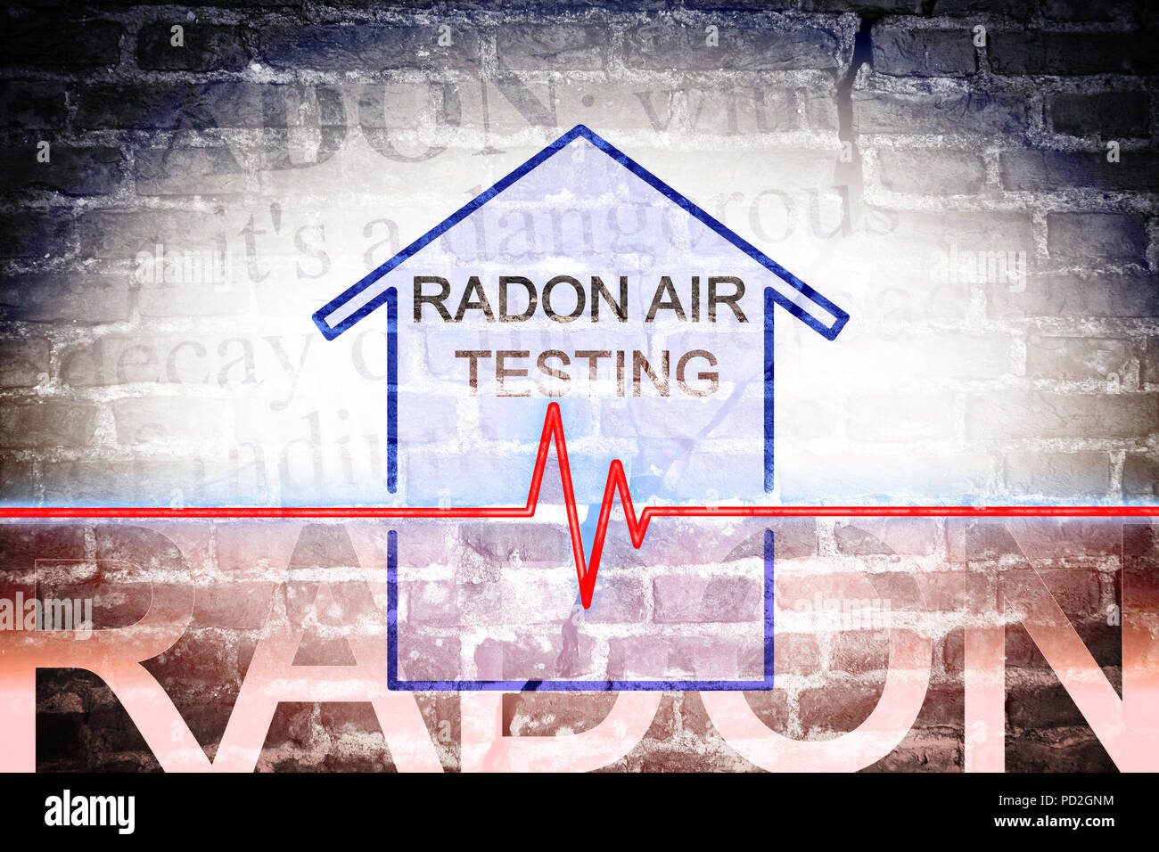 the-danger-of-radon-gas-in-our-homes-concept-image-with-check-up-chart-about-radon-level-testing-against-a-cracked-brick-wall-PD2GNM.jpg